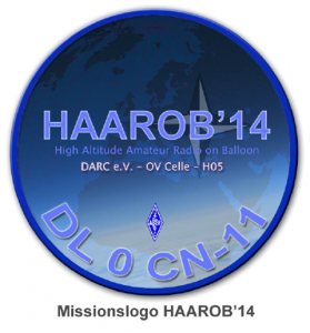 HAAROB 2014 Mission Logo